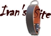 Ivan's site logo